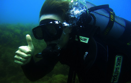 Подводный сигнал всплываем.