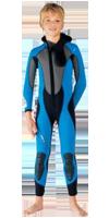 Детский мокрый монокостюм Aqua Lung Sharm Kid